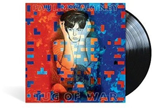 Paul McCartney - Tug Of War (180 Gram Vinyl, Remastered, Japan - Import)