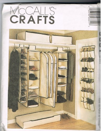 - McCall's Crafts Closet Organizers 9331