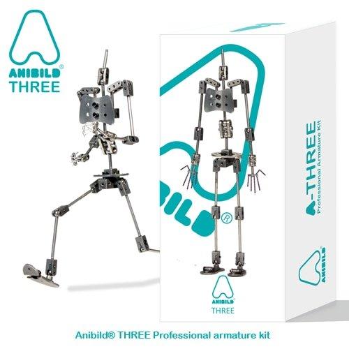 Anibild Three Professional Armature
