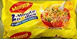 Maggi Masala 2-Minute Noodles India Snack - 600 Grams