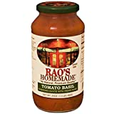 Rao's Homemade All Natural Tomato Basil Sauce - 24 oz (12 Pack)