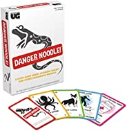 Danger Noodle Card Game by University Games for 2 to 8 Players Ages 12 and Up The Perfect Party Game for Game Night or Famil