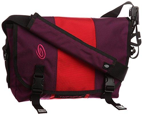 Timbuk2 Classic Messenger Bag 2013, Village Violet/Rev Red/Village Violet, Small