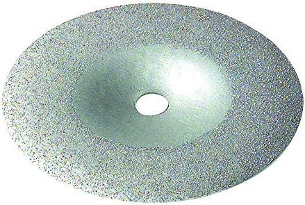 TIVOLY Xt10112011036 Disque de Decapage Carbure de Tungstene pour Perceuse /Ø125mm Grain 80 abrasifs sur Fibres