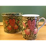 Mug in a Tin (LP91931) William Morris by The Leonardo Collection