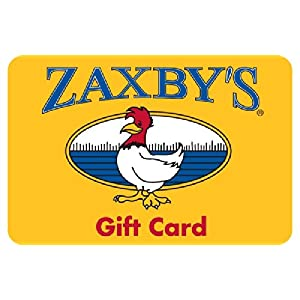 Zaxby's Restaurant Gift Card