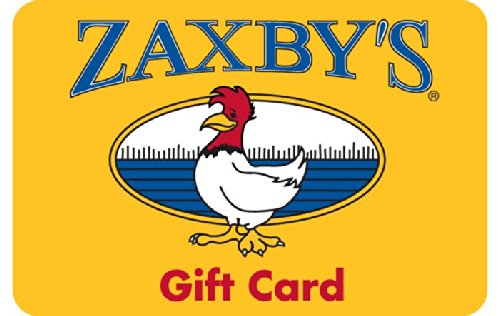 Zaxby's $25 Gift Card (Sonic Gift Cards Restaurant)