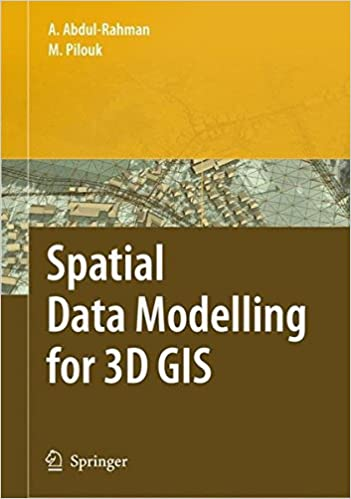 Spatial Data Modelling for 3D GIS
