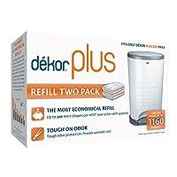 Dekor Plus Refill Two Count