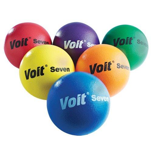Voit 7'' Seven Tuff Ball Set of 6