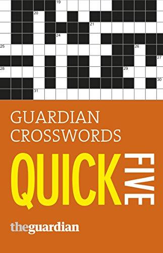 [E.b.o.o.k] Guardian Quick Crosswords: 5 [T.X.T]