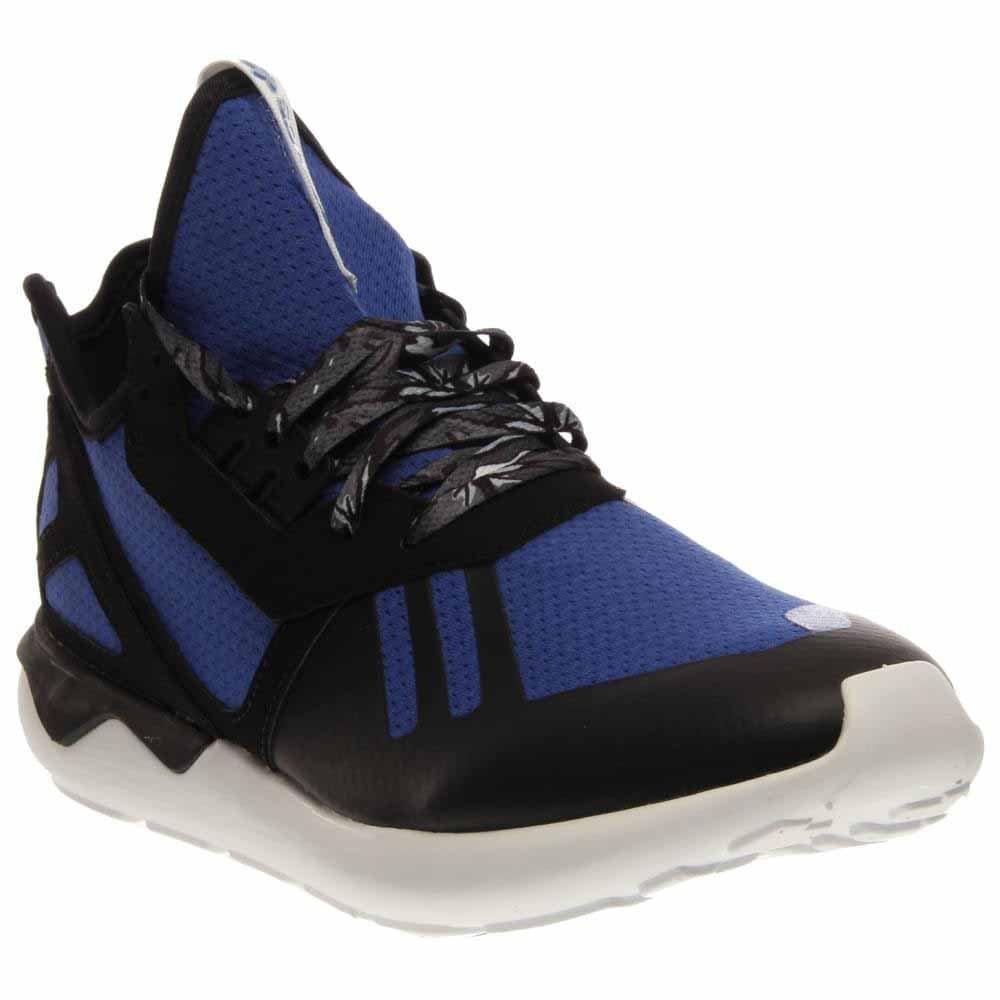 Adidas tubular Runner hombres gris / blanco b41275 b00o2dnfzs D (m)