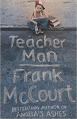 Teacher Man: A Memoir: Frank McCourt: 9780007173990: Amazon.com: Books
