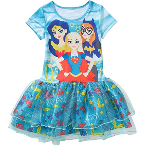 DC Co (Girls Superhero Dress)