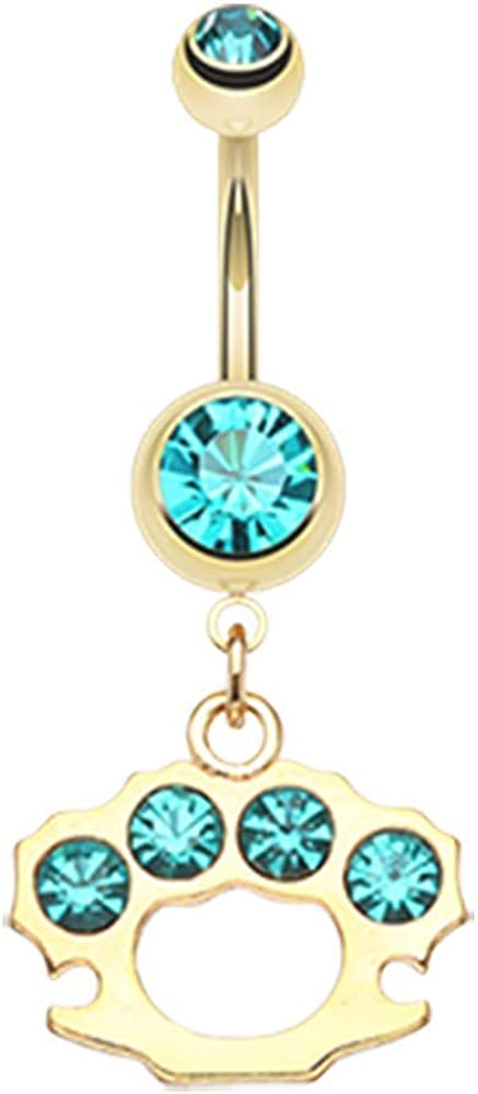 Covet Jewelry My Dainty Heart Belly Button Ring