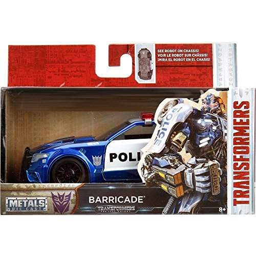 NEW 1:32 JADA TOYS COLLECTOR'S SERIES TRANSFORMERS -