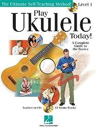 Play Ukulele Today! Level 1 Uke Book/Cd