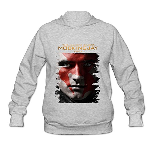 Women's The Hunger Games Mockingjay Part 1 Hoodie