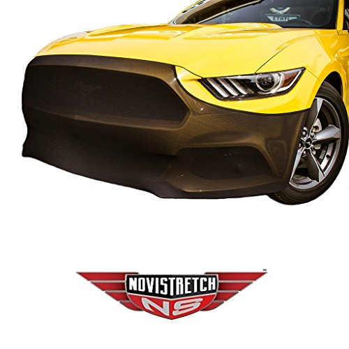 MIDWEST CORVETTE Mustang NoviStretch Front Bra High Tech Stretch Mask Fits: All 6th Gen 2015 and Later Mustangs Except The Shelby 350