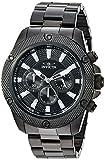 Invicta Men's Pro Diver Quartz Watch with Stainless-Steel Strap, Black, 10 (Model: 22722)