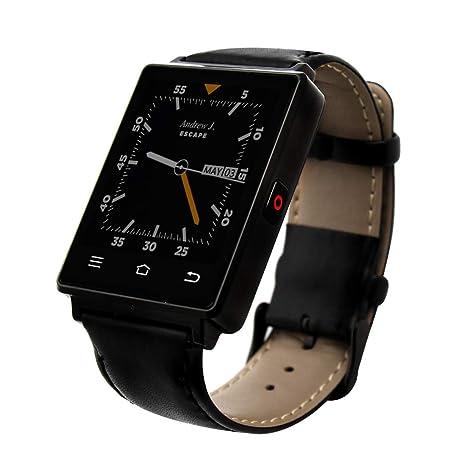 D6 GPS Reloj Reloj Inteligente Android con Tarjeta SIM Ritmo ...