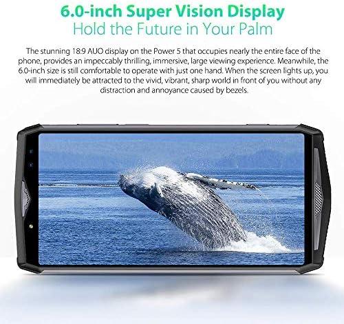 Ulefone Power 5, 13000mAh 4G Smartphone 6.0