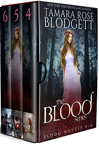 The Blood Series Boxed Set (Books 4-6): New Adult Dark Vampire (Blood Set)
