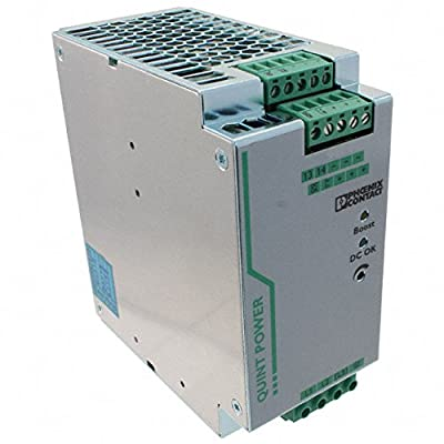 Phoenix Contact Quint-ps/1ac/12dc/15 100-240v-ac 12v-dc 15a Power Supply B461365