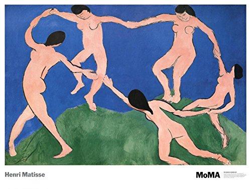 Dance I Art Print Art Poster Print by Henri Matisse, 37x29