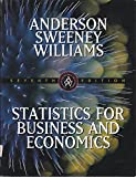 Statistics for Business and Economics 9780324001815