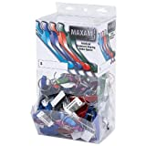 Maxam GFKR100 100 Piece Bottle Opener Keychains Countertop Display (1 Pack) Review