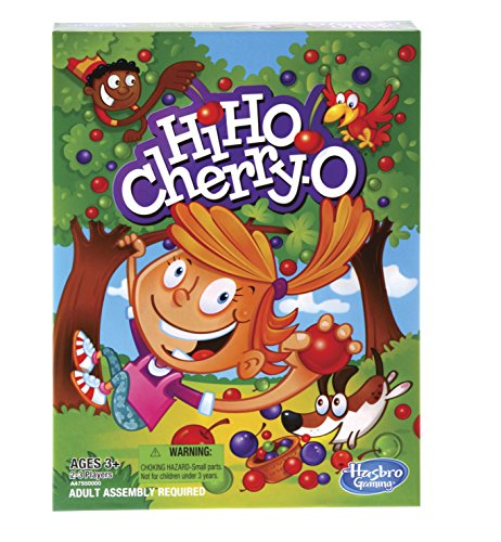 HiHo! Cherry-O Game (Board Game Free Ship)