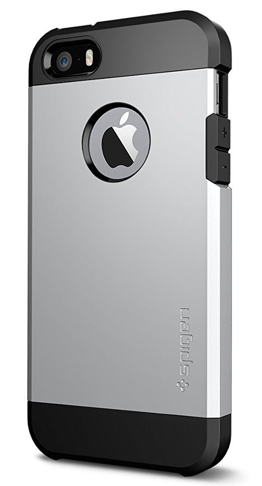 Amazon Spigen Tough Armor IPhone 5S 5 Case With Extreme Heavy Duty Protection And Air Cushion Technology For