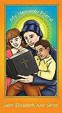 Prayer Card: Saint Elizabeth Ann Seton - 2.5 X 4.5 fully laminated