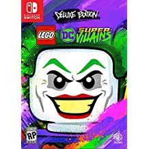 Lego DC Super-Villains Deluxe - Collector's Limited Edition - Nintendo Switch