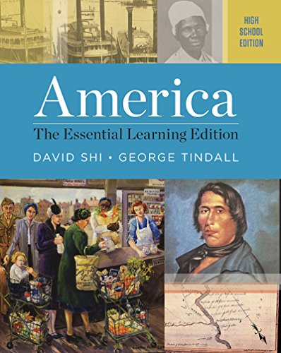 America: The Essential Learning Edition (High School Edition)