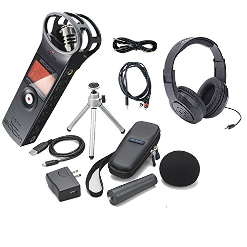 zoom-h1-digital-recorder-bundle-with-zoom-aph-1-accessory-pack-stereo-mini-cable-stereo-mini-to-rca-