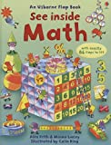 See Inside Math (An Usborne Flap Book)