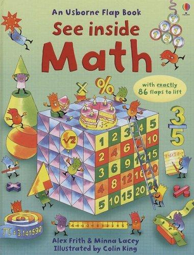 See Inside Math (An Usborne Flap Book)