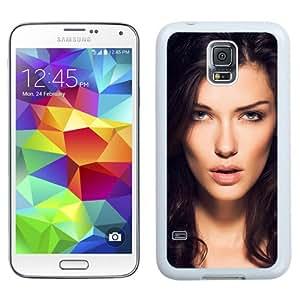 Unique Designed Cover Case For Samsung Galaxy S5 I9600 G900a G900v G900p G900t G900w With Hd Anna Christina Schwartz Sexy (2) Phone Case