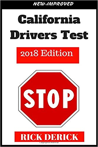 California Drivers Test: 2018 Edition, DMV practice