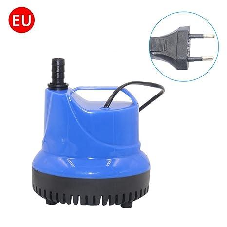 Mlec tech Bomba de Agua Acuario Ultra Silencioso 1800L/H/2500L/H Submersible
