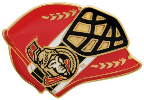 NHL Ottawa Senators Goalie Mask Pin