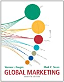 Global Marketing 7th Edition