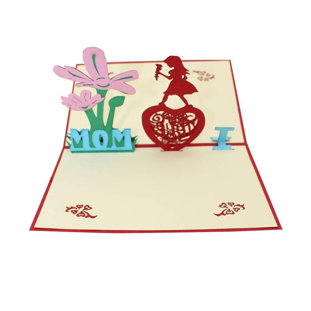 Loisirs Creatifs Iyu Dsgirh Cartes 3d Pop Up Amoureux De Carrousel Joyeux Anniversaire Anniversaire Cartes De Vœux J Cuisine Maison Hotelaomori Co Jp