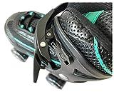 Mongoose Roller Skates for Girls Adjustable with