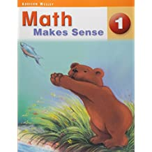 Math Makes Sense 1 - Student Edition
