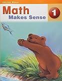 capa de Math Makes Sense 1 - Student Edition