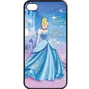 Cinderella iPhone 4 case - Cinderella iPhone 4s case - Custom Personalized iphone 4/4s case