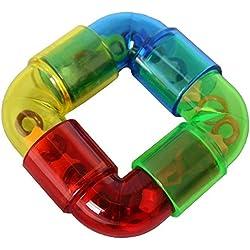 Super Bird Creations Rattler Ring Toy for Birds
